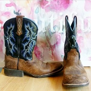 ARIAT | Tombstone Kids Cowboy/girl Boots Size US 2